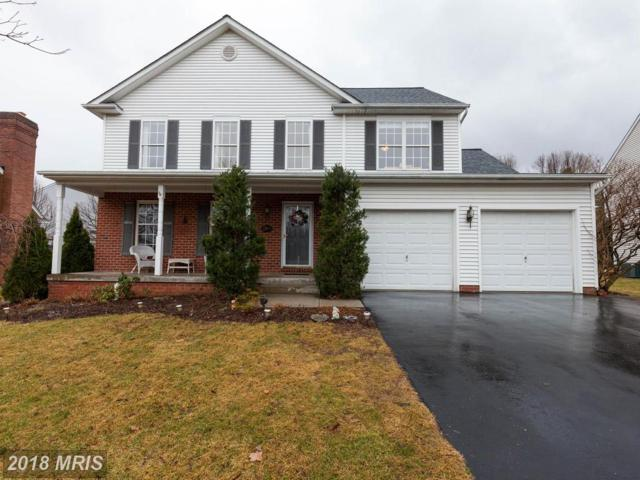 2205 Greenleaf Drive W, Frederick, MD 21702 (#FR10151687) :: The Gus Anthony Team