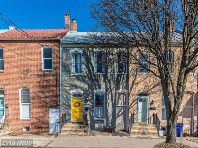 121 4TH Street E, Frederick, MD 21701 (#FR10152747) :: The Putnam Group