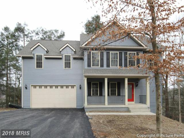 6418 Lakeridge Drive, New Market, MD 21774 (#FR10159286) :: The Maryland Group of Long & Foster