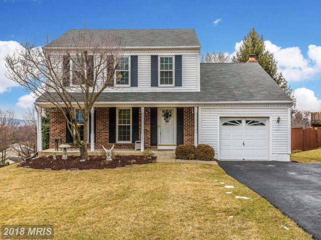 7106 Feldspar Court, Middletown, MD 21769 (#FR10160196) :: Ultimate Selling Team