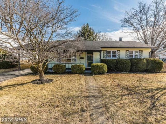 902 Young Place, Frederick, MD 21702 (#FR10160291) :: CR of Maryland