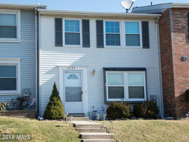 1735 Northridge Lane, Frederick, MD 21702 (#FR10163261) :: Ultimate Selling Team