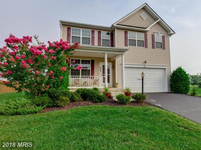 205 Polaris Court, Walkersville, MD 21793 (#FR10163904) :: Ultimate Selling Team