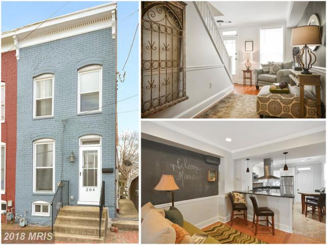 204 7TH Street, Frederick, MD 21701 (#FR10177434) :: Charis Realty Group