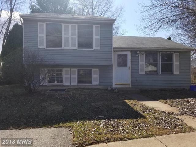 506 Postoak Road, Frederick, MD 21703 (#FR10178015) :: Keller Williams Pat Hiban Real Estate Group