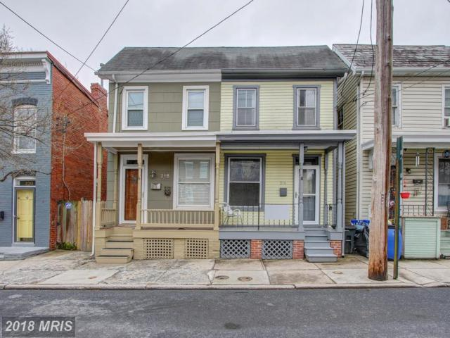 216 5TH Street E, Frederick, MD 21701 (#FR10198472) :: Keller Williams Pat Hiban Real Estate Group