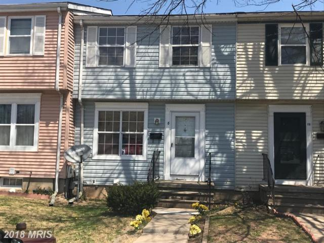 8 Pendleton Court 11D, Frederick, MD 21703 (#FR10210433) :: ExecuHome Realty