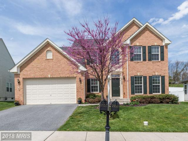 2137 Infantry Drive, Frederick, MD 21702 (#FR10211349) :: RE/MAX Success