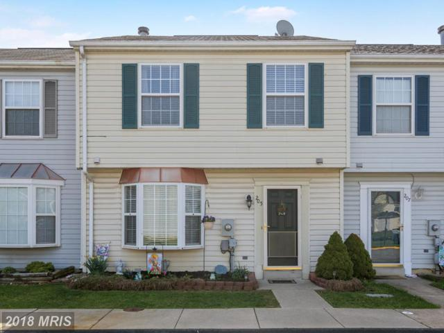 205 Old Oak Place, Thurmont, MD 21788 (#FR10214123) :: Jim Bass Group of Real Estate Teams, LLC