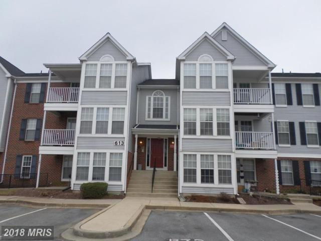 613 Himes Avenue Xi107, Frederick, MD 21703 (#FR10220473) :: ExecuHome Realty
