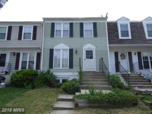 1650 Colonial Way, Frederick, MD 21702 (#FR10227334) :: Jim Bass Group of Real Estate Teams, LLC