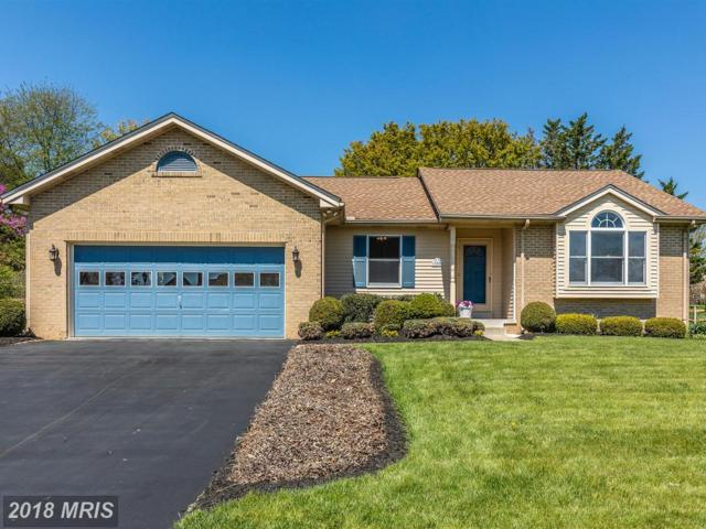 305 Silver Crest Drive, Walkersville, MD 21793 (#FR10227900) :: The Gus Anthony Team