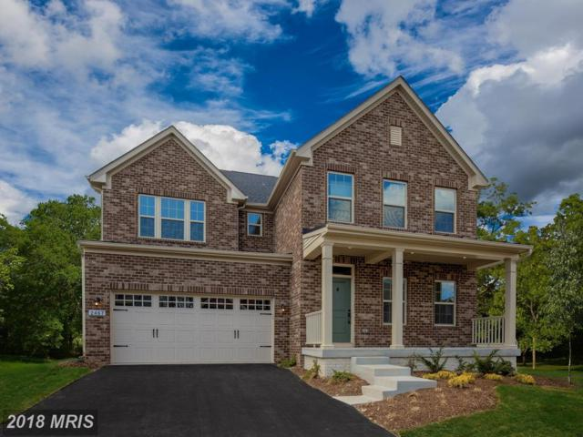 6520 Wild Plum Drive, Frederick, MD 21703 (#FR10229404) :: The Gus Anthony Team