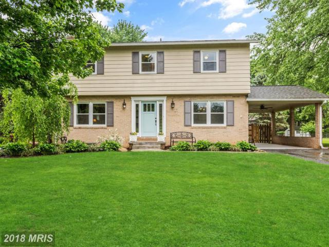 8119 Runnymeade Drive, Frederick, MD 21702 (#FR10233857) :: Ultimate Selling Team