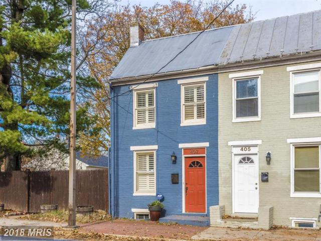 407 South Street, Frederick, MD 21701 (#FR10233889) :: ReMax Plus