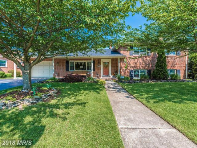 250 Wyngate Drive, Frederick, MD 21701 (#FR10235660) :: The Gus Anthony Team