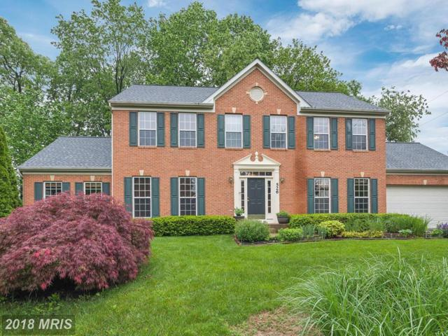 526 Rambling Sunset Circle, Mount Airy, MD 21771 (#FR10241652) :: Charis Realty Group