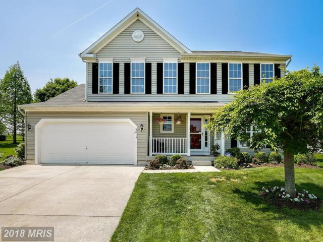 2019 William Franklin Drive, Frederick, MD 21702 (#FR10242927) :: ExecuHome Realty