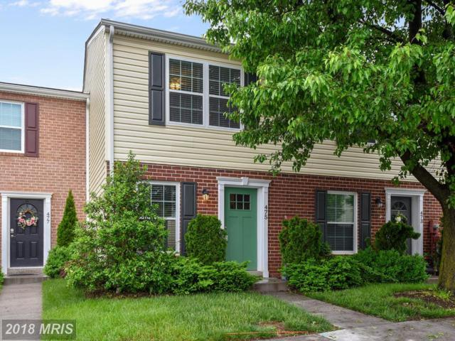 475 Arwell Court, Frederick, MD 21703 (#FR10246026) :: The Withrow Group at Long & Foster