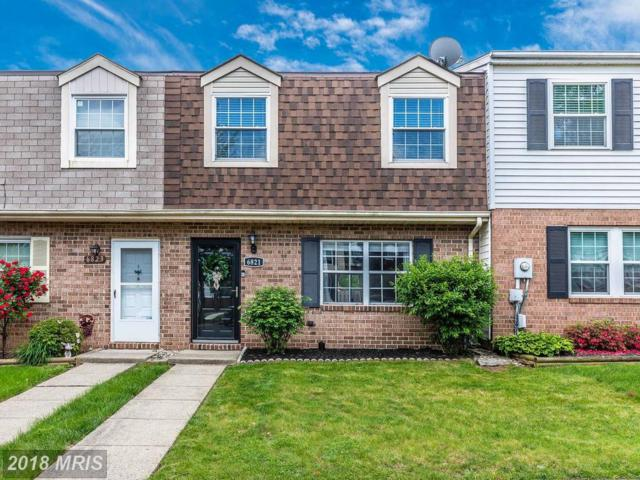 6821 Acacia Court, Frederick, MD 21703 (#FR10247096) :: ExecuHome Realty