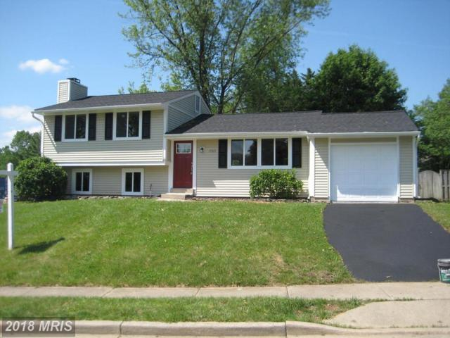 1765 Harvest Drive, Frederick, MD 21702 (#FR10247444) :: The Sebeck Team of RE/MAX Preferred