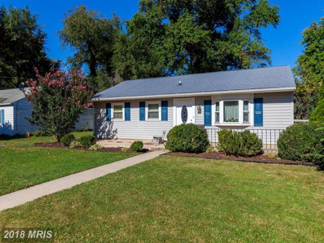 423 Lee Place, Frederick, MD 21702 (#FR10248561) :: RE/MAX Plus