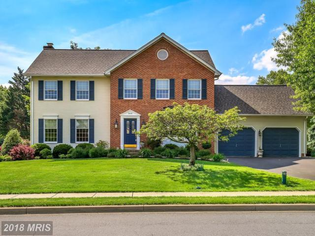 309 Silver Crest Drive, Walkersville, MD 21793 (#FR10249337) :: RE/MAX Plus