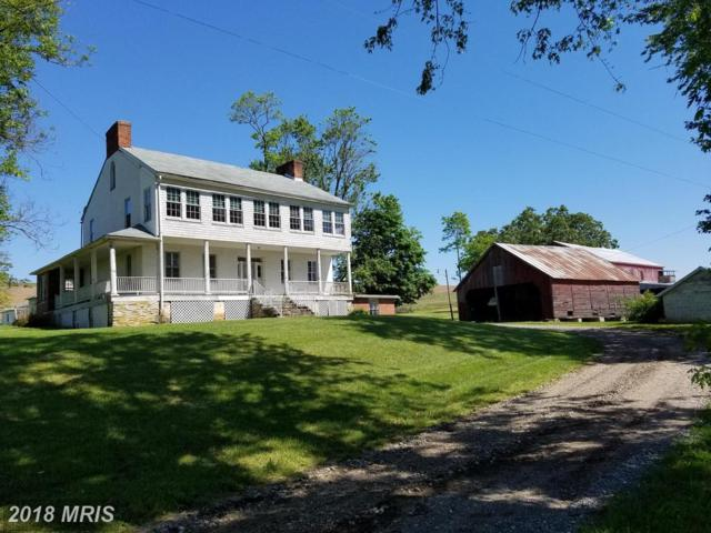 13322 Glissans Mill Road, Mount Airy, MD 21771 (#FR10251621) :: The Maryland Group of Long & Foster
