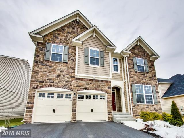 134 Sunlight Court, Frederick, MD 21702 (#FR10252427) :: The Maryland Group of Long & Foster