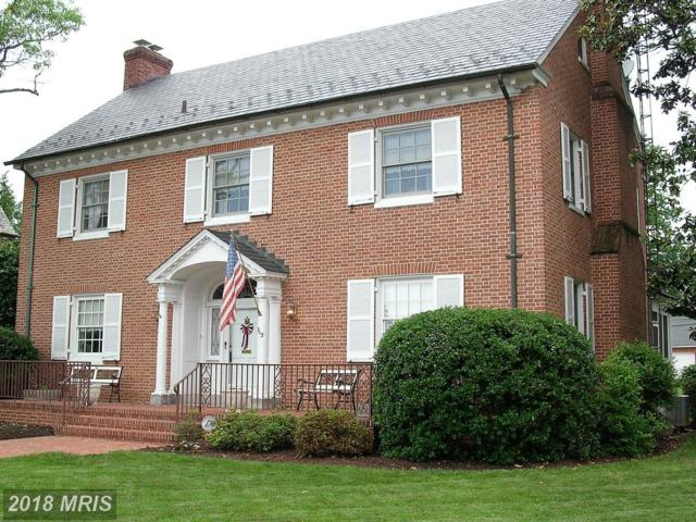 313 Second Street W, Frederick, MD 21701 (#FR10252523) :: The Bob & Ronna Group