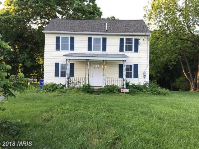 7822-A Fingerboard Road, Frederick, MD 21704 (#FR10252758) :: The Maryland Group of Long & Foster