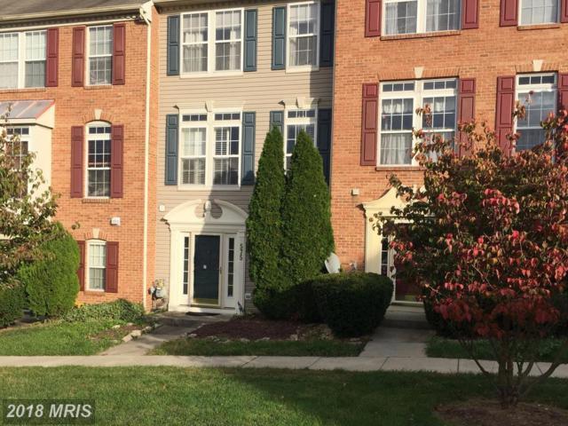 575 Eisenhower Drive, Frederick, MD 21703 (#FR10262133) :: The Bob & Ronna Group