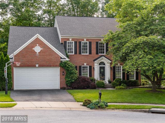 9509 Ashbury Place, Frederick, MD 21701 (#FR10264275) :: The Withrow Group at Long & Foster