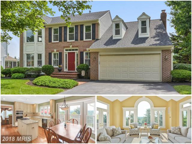 6152 Fieldcrest Drive, Frederick, MD 21701 (#FR10266377) :: The Gus Anthony Team