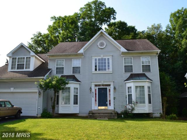 6423 Spring Forest Road, Frederick, MD 21701 (#FR10268849) :: The Withrow Group at Long & Foster