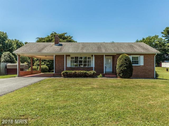 10023 Old National Pike, Ijamsville, MD 21754 (#FR10296345) :: The Katie Nicholson Team
