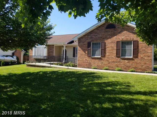 210 Oakmanor Way, Walkersville, MD 21793 (#FR10301303) :: Provident Real Estate