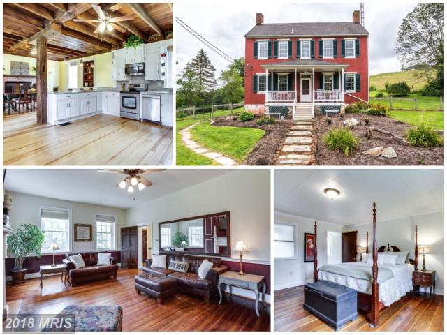 6775 Burkittsville Road, Middletown, MD 21769 (#FR10305910) :: SURE Sales Group