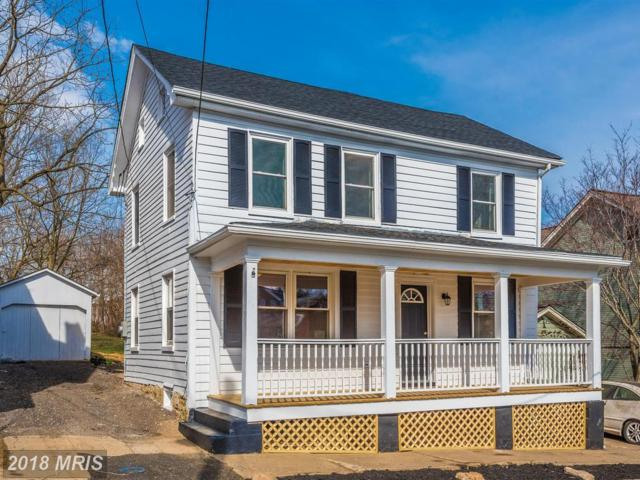 107 Jefferson Street, Middletown, MD 21769 (#FR10311522) :: Bob Lucido Team of Keller Williams Integrity