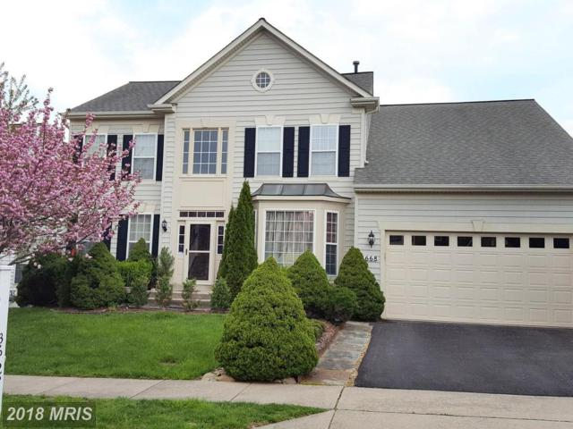 3668 Byron Circle, Frederick, MD 21704 (#FR10315948) :: Ultimate Selling Team