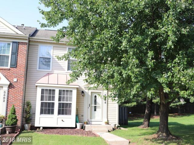 5484 Prince William Court, Frederick, MD 21703 (#FR10319430) :: Wilson Realty Group