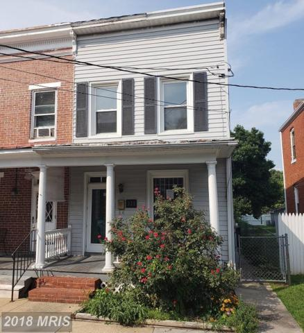 321 Madison Street, Frederick, MD 21701 (#FR10322120) :: The Maryland Group of Long & Foster