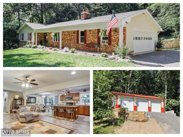 13930 Harrisville Road, Mount Airy, MD 21771 (#FR10322134) :: The Maryland Group of Long & Foster