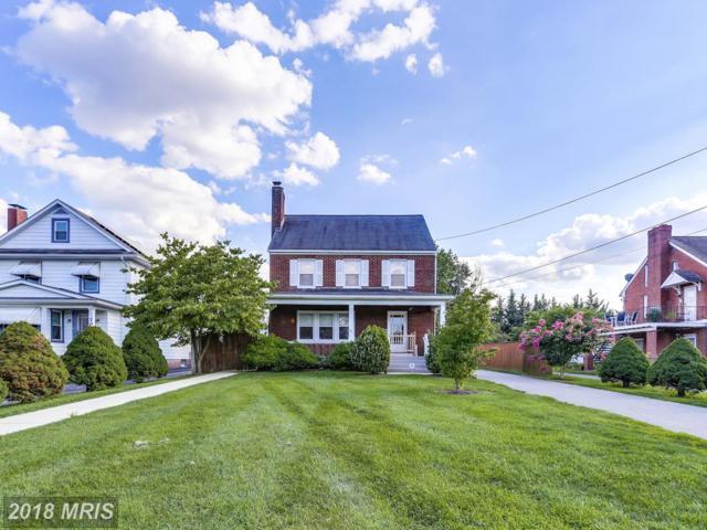 706 Patrick Street, Frederick, MD 21701 (#FR10326024) :: Keller Williams Pat Hiban Real Estate Group
