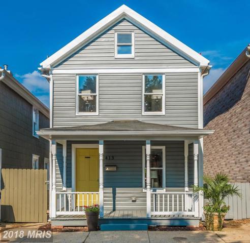 413 Bentz Street N, Frederick, MD 21701 (#FR10336164) :: Keller Williams Pat Hiban Real Estate Group