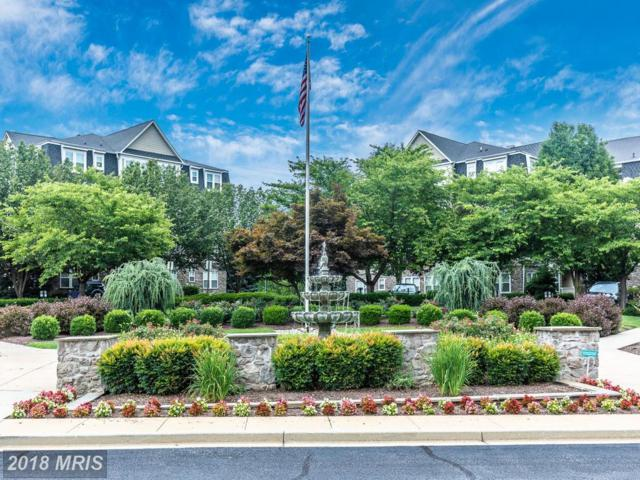 2520 Waterside Drive #105, Frederick, MD 21701 (#FR10338659) :: The Bob & Ronna Group
