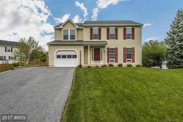 501 Teal Court, Frederick, MD 21703 (#FR9913278) :: LoCoMusings