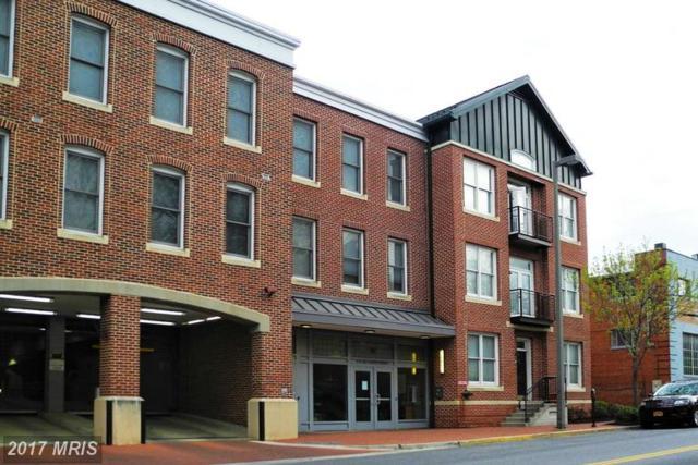 35 All Saints Street E #314, Frederick, MD 21701 (#FR9914751) :: LoCoMusings