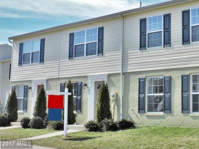 555 Lancaster Place, Frederick, MD 21703 (#FR9916379) :: LoCoMusings