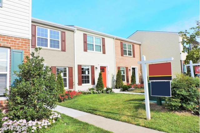 557 Lancaster Place, Frederick, MD 21703 (#FR9929765) :: LoCoMusings